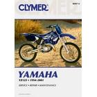 【CLYMER】YZ125 維修手冊【英文修正版】