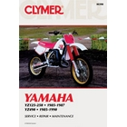 【CLYMER】YZ125/YZ250 維修手冊【英文修正版】