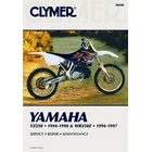 【CLYMER】YZ250/WR250Z 維修手冊【英文修正版】