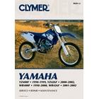 【CLYMER】WR400F/YZ400F/YZ426F 維修手冊【英文修正版】