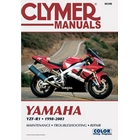 【CLYMER】YZF-R1 維修手冊【英文修正版】