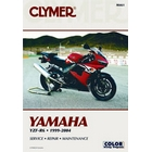 【CLYMER】YZF-R6 維修手冊【英文修正版】