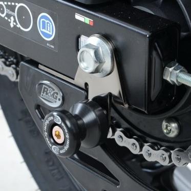 【R&G】後搖臂駐車架支撐襯套 (偏移型)