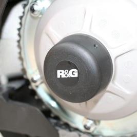【R&G】後軸保護滑塊 (防倒球)