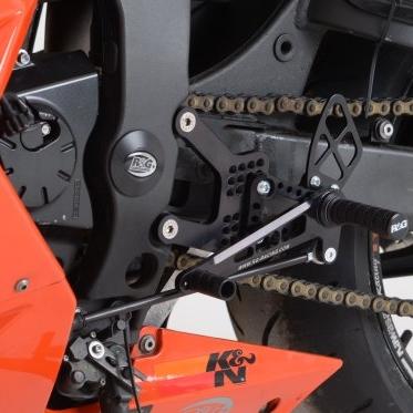 【R&G】腳踏後移套件 (調整式 Road Type)