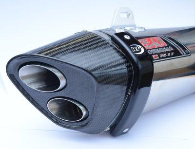 【R&G】消音器保護器 YOSHIMURA (Yoshimura)製 R11消音器用【Exhaust Protector for Yoshimura R11 exhaust】■