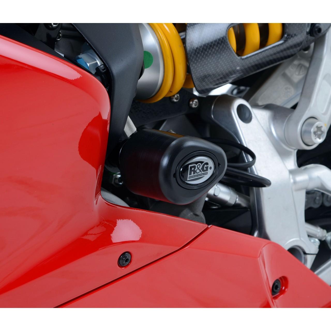 【R&G】Crash 車身保護滑塊 (防倒球 - Aero Style【無孔】)