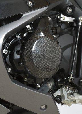 【R&G】碳纖維引擎護蓋 (左側)