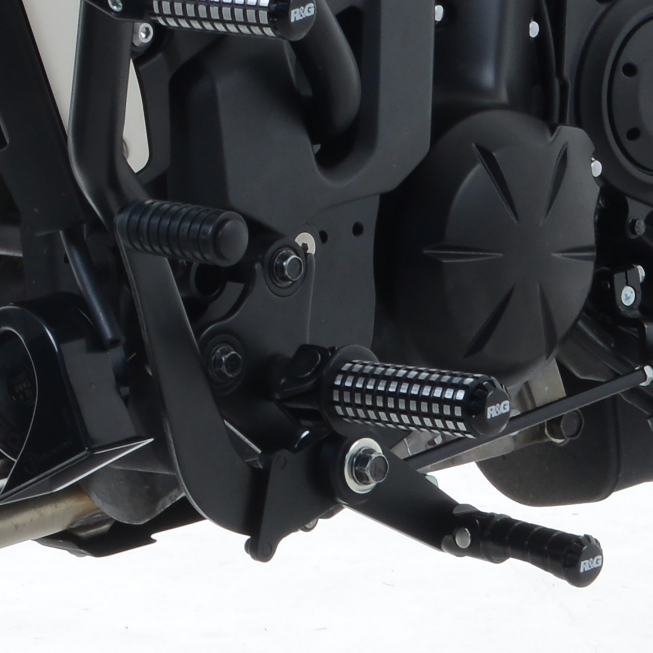 【R&G】可調式腳踏【Adjustable Foot Controls】■