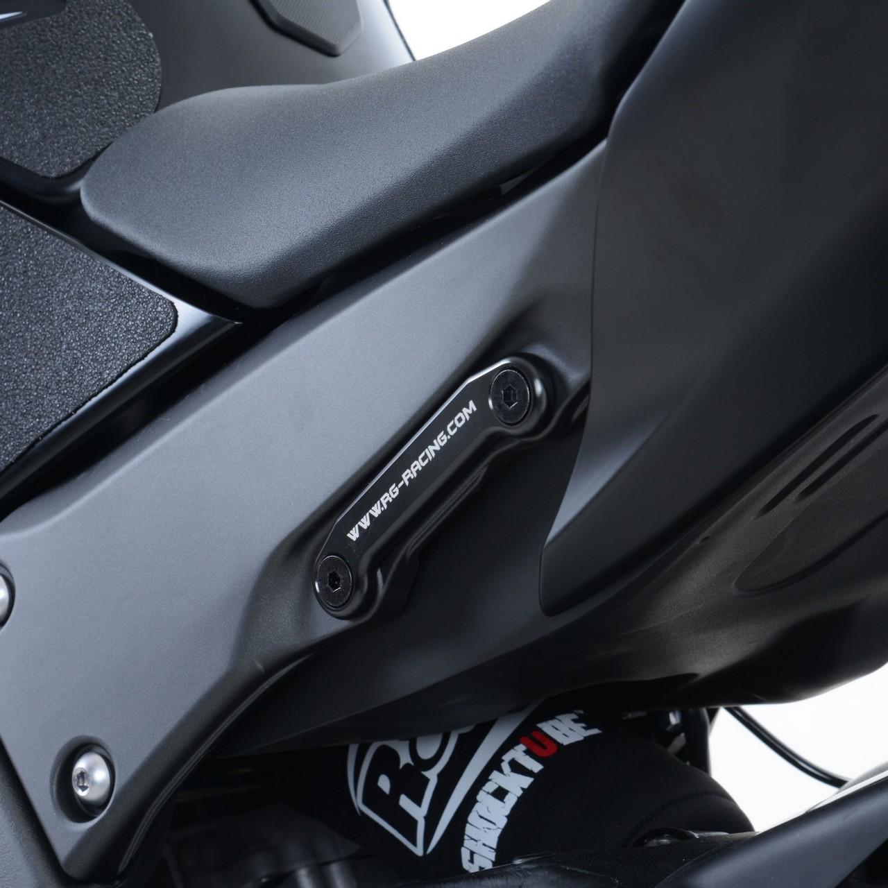 【R&G】後腳踏飾蓋【Rear Foot Rest Blanking Plates】■