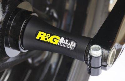 【R&G】後輪轂蓋【Rear Spindle Wrap】■