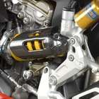 【R&G】DUCATI Panigale専用避震器蓋【Ducati Panigale Shock Cover】■