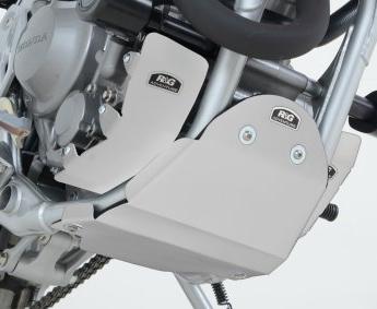 【R&G】引擎下護版【Bash Plate】■