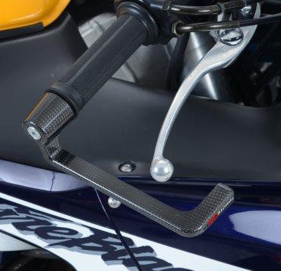 【R&G】碳纖維拉桿護弓 (通用)【Carbon Fibre Lever Guard (Universal)】■