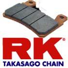 RK/UA7フロント ブレーキパッド