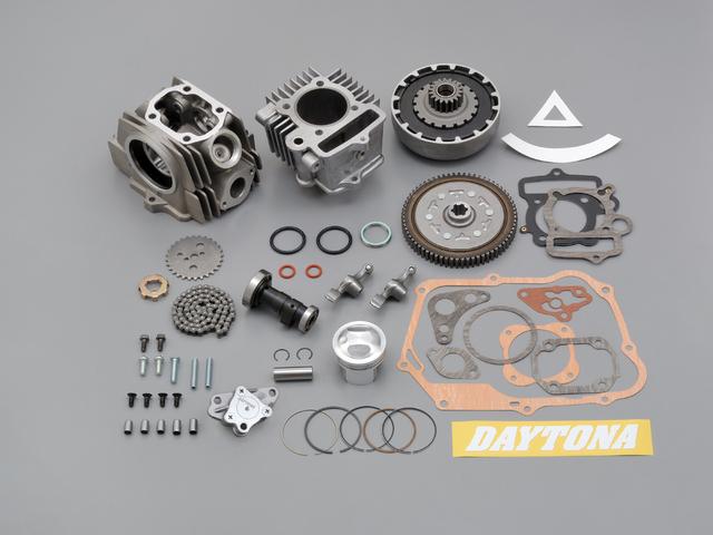 Hyper汽缸頭88CC引擎改裝組