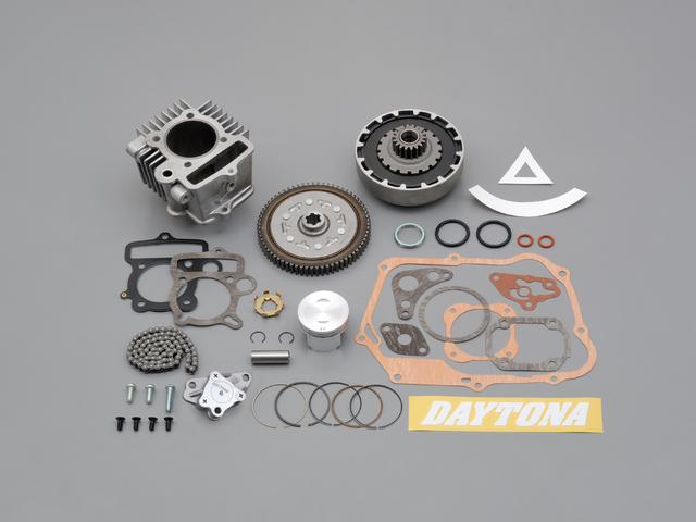 【DAYTONA】88CC普通汽缸頭對應加大缸徑套件(引擎改裝組) - 「Webike-摩托百貨」