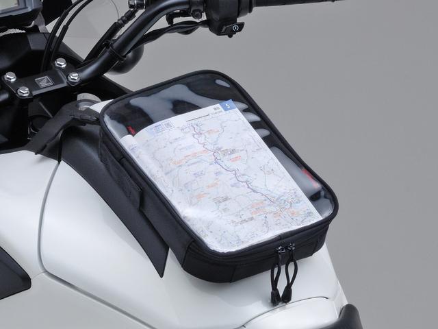 NC700用地圖包
