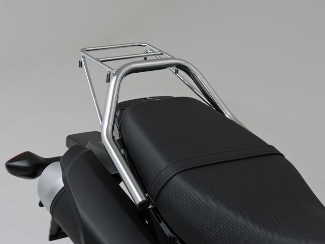 GROM用鍍鉻後扶手支架