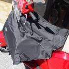 【Darts】PIAGGIO VESPA LX/LXV/S用保暖腿罩