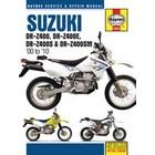 【HAYNES】DR-Z400/DR-Z400S/E 維修手冊 【英文加筆版】