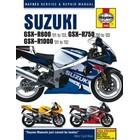 【HAYNES】GSX-R750/GSX-R1000/GSX-R600 維修手冊 【英文加筆版】