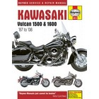 【HAYNES】VULCAN400/VULCAN1500/VULCAN DRIFTER 1500/VULCAN500/Vulcan1600Nomad 維修手冊 【英文加筆版】