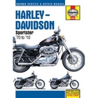 【HAYNES】HARLEY-DAVIDSON SPORTSTER 維修手冊 【英文加筆版】