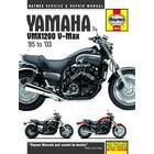 【HAYNES】VMAX1200/VMAX1680 維修手冊 【英文加筆版】
