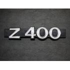 DOREMI COLLECTION Z400 FX E1/E2 Type Side Cover Emblem