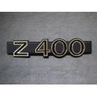 DOREMI COLLECTION Z400 FX E3/E4 Type Side Cover Emblem
