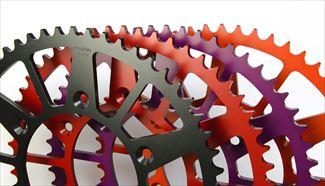 【KOHKEN】KOHKEN 原廠型後齒盤 【彩色陽極處理】 - 「Webike-摩托百貨」
