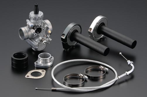 【SHIFT UP】Mikuni VM26 快速油門化油器套件 - 「Webike-摩托百貨」