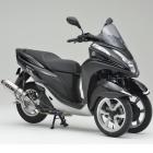 TT-FORMULA 750S Full titanium Full Exhaust for TRICITY 125