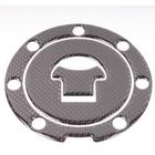 【IMPACT】【OUTLET商品】碳纖維油箱蓋保護貼片 HONDA Type1