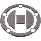 【IMPACT】【OUTLET商品】碳纖維油箱蓋保護貼片 SUZUKI Type