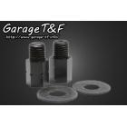 GARAGE T&F Opposite Thread Screw Adapter