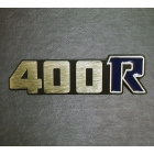 DOREMI COLLECTION 400R Custom Side Cover Emblem