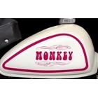 【MDF】Monkey油箱彩繪貼紙