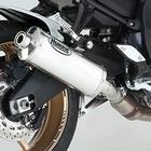 【HURRIC】排氣管尾段 [RAC1] (Oval Type)