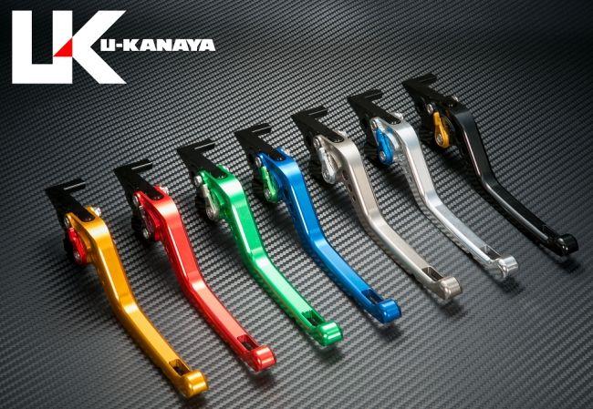 【U-KANAYA】GP Type 鋁合金切削加工拉桿組 [ZZR250専用] - 「Webike-摩托百貨」