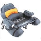 【DOPPELGANGER OUTDOOR】充氣式釣魚浮椅