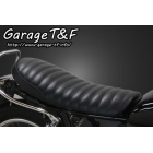 GARAGE T&F Tuck Roll Seat ( Face - 2 )