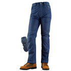 KOMINE PK-632 Premium Bent Leather Jeans