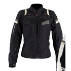 KOMINE JK-083 Ladies Fit Mesh Jacket 3D
