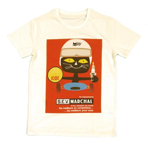 Marshall Kawasaki Racing T Shirt