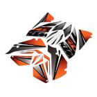 【KTM POWER PARTS】車身貼紙套件 (Neon)