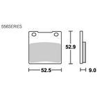 【SBS】556RQ 賽車版 碳纖維煞車來令片