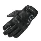 舒適關節防護打孔皮革手套
