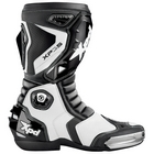【XPD】XP-3S 賽車靴(黑/白)